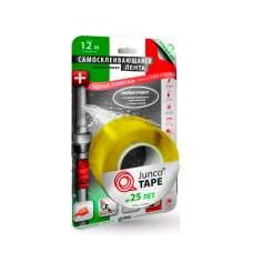 Лента самосклеивающ. силиконовая JuncoTAPE 25,4мм*3м*0,5мм, желтая