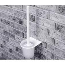 Щетка для унитаза подвесная Wasser Kraft Kammel K-8327 WHITE