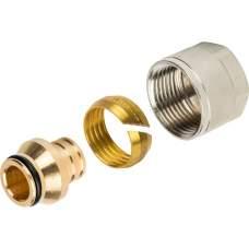 SFC-0020-002020 STOUT Фитинг компрессион. для труб PEX 20х2.0х3/4