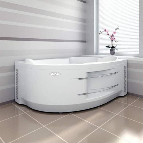 "Угловая акриловая ванна ""Ирма 1 (169х110)"", нестандартная комплектация"