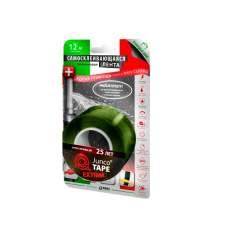 Лента самосклеивающ. силиконовая JuncoTAPE 25,4мм*3м*0,5мм, зеленая