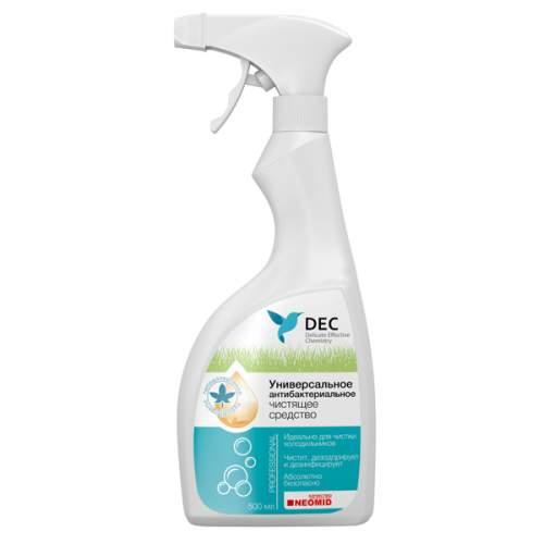DEC Универс. чистящее средство с антибакт. эффектом (0,5л)