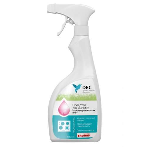 DEC Средство для чистки стеклокерамических плит (0,5л)