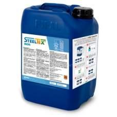 Реагент для промывки теплообменников SteelTEX IRON 5кг