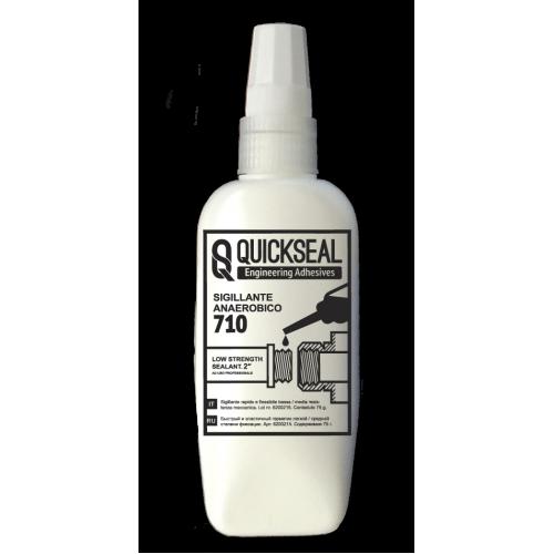Анаэробный уплотнитель металлич. соединений QuickSPACER 710, 50г