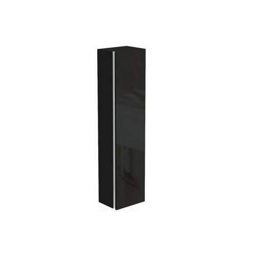 Шкаф-колонна Ax 350.20 правый (черный глянец)