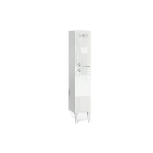 Шкаф-колонна Cl 300.21 (белый глянец)