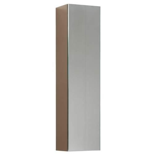 Шкаф-пенал S20 левый (бронза Майя)