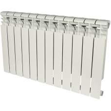 Радиатор алюминиевый ROMMER Profi 500 (AL500-80-80-100) 12 секции (RAL9016)