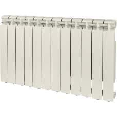 Радиатор алюминевый SRA-0110-050012 STOUT Bravo 500 бок. подкл. 12 секций