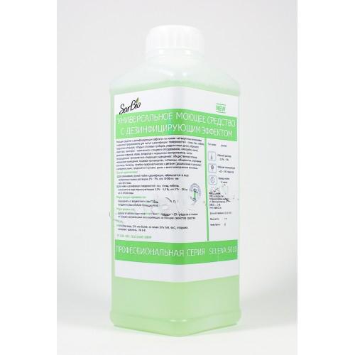 SELENA (Час) Универсальное моющее средство с дезинфиц.эффектом, бут. 1 кг