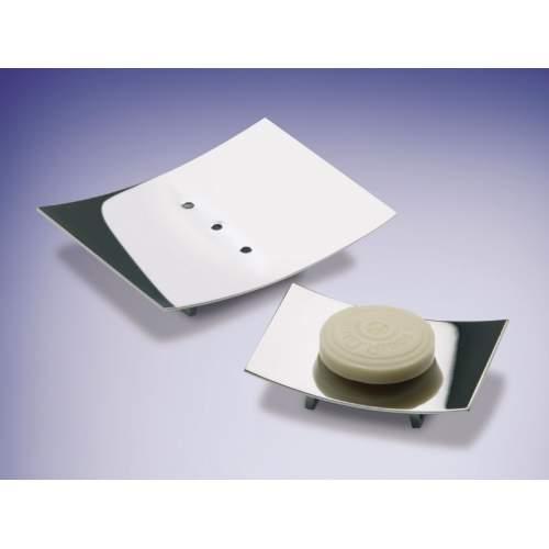 Мыльница Metal lineal хром 92105CR BOX