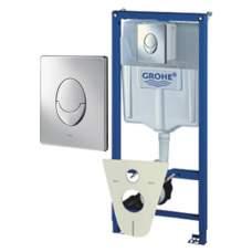 Grohe-Rapid SL WC Инсталяция для подвесного унитаза 38750001