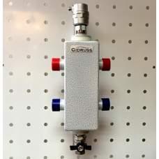 Гидравлич. разделитель с термоиз.кож. GR-40-20