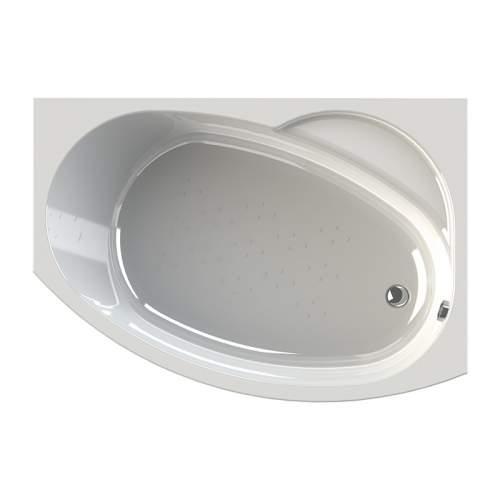 "Акриловая угловая ванна ""Монти (105х150)"""