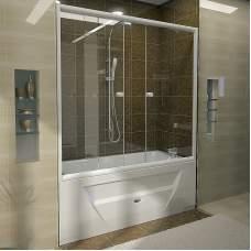 Шторка на ванну «Ларедо 3»