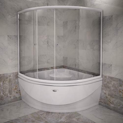 Шторка на ванну «Верона»