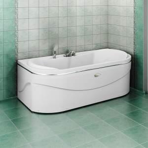 """Акриловая ванна """"Титан (200х100)"""""""