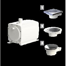 Насос санитарный SANIFLOOR3
