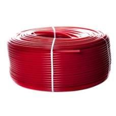 STOUT PEX-a Труба из сшитого полиэтилена с кислород. слоем, красная 20х2,0 (бух. 100м)