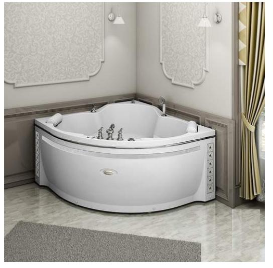 Угловые ванны в Амурской области - Сантехника 21 Век